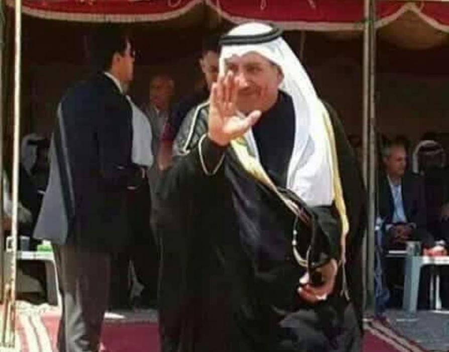 الشيخ أيمن البداوي ينعي المرحوم النائب الأسبق الشيخ سالم الهدبان الدعجة