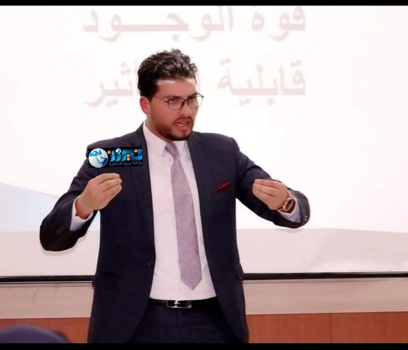 الشاب الأردني محمود صبح..مرتبة عالية ضمن تصفيات بطولة كأس العالم للمبدعين العرب  بريطانيا