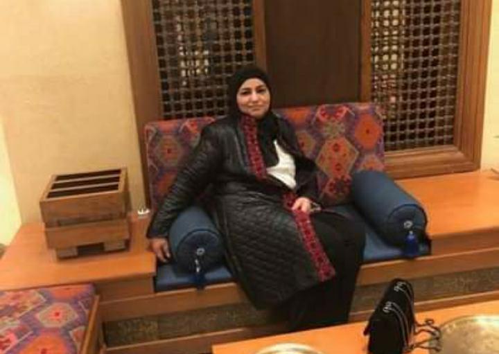 صفاء خالد صايل الخريشا الى مجلس النواب القادم