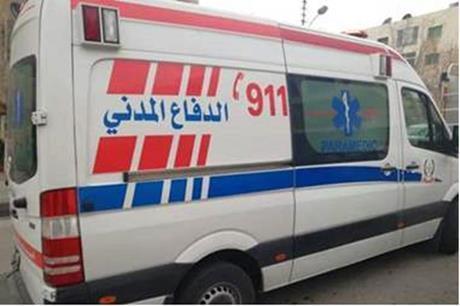 وفاة و4 إصابات بتصادم مركبتين في الكرك