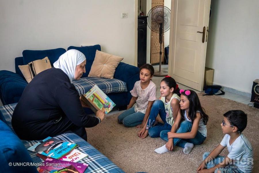 عالمة أردنية تفوز بجائزة نانسن للشرق الأوسط وشمال إفريقيا