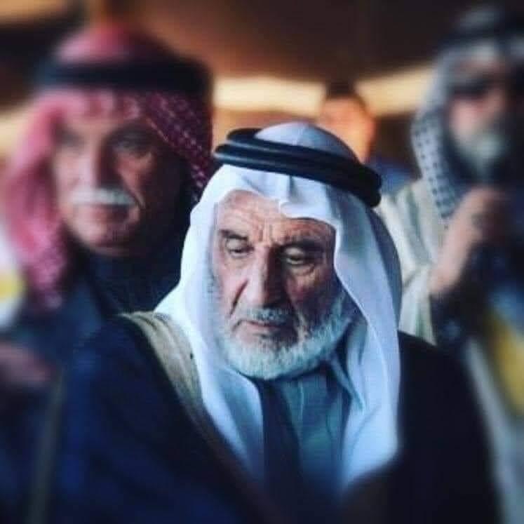السلط تفقد احد رجالها الحاج سعود محمد الخرابشة ابو محمد