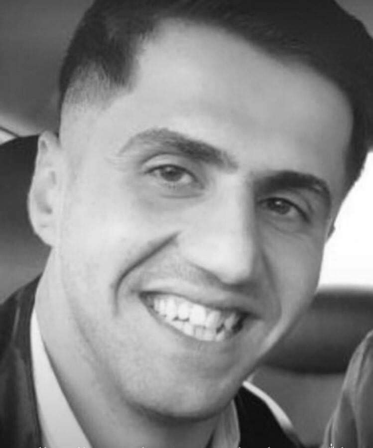 العوامله تفقد احد شبابها الشاب بشار حافظ محمد