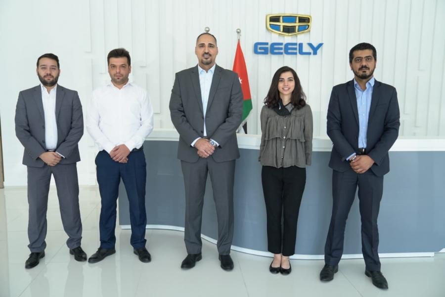 الخياط للسيارات  (AKM)وكيلاً رسمياً لعلامة GEELY في المملكة