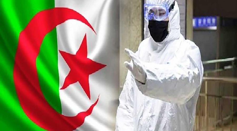 الجزائر تسجل 5 وفيات و205 إصابات جديدة بكورونا