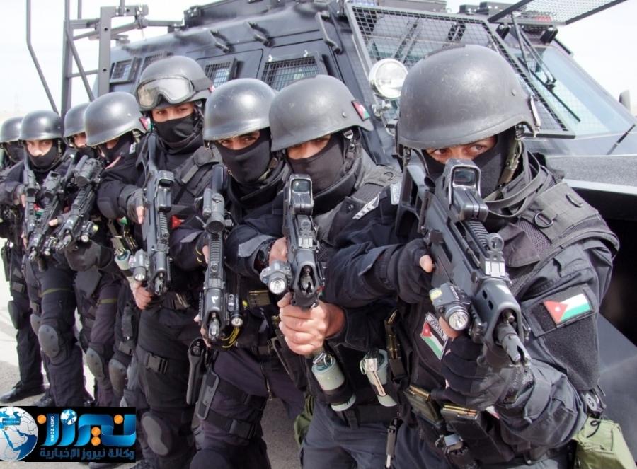 الخارجين عن القانون في قبضة الأمن العام .. والأردنيون يصرخون اضرب بيد من حديد