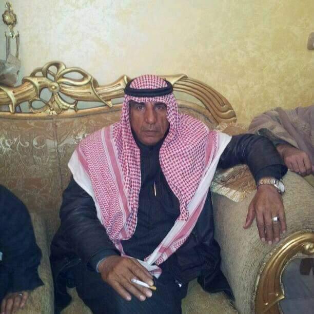 الشرعة تفقد احد رجالها عبدالرحمن ثليج السالم