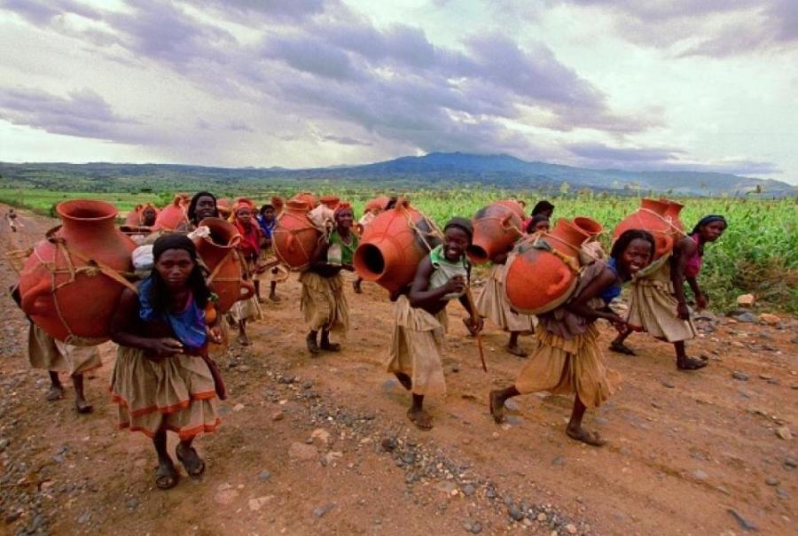 أغرب شعوب العالم وأكثرها إثارة للاهتمام قبيلة كونسو الإثيوبية