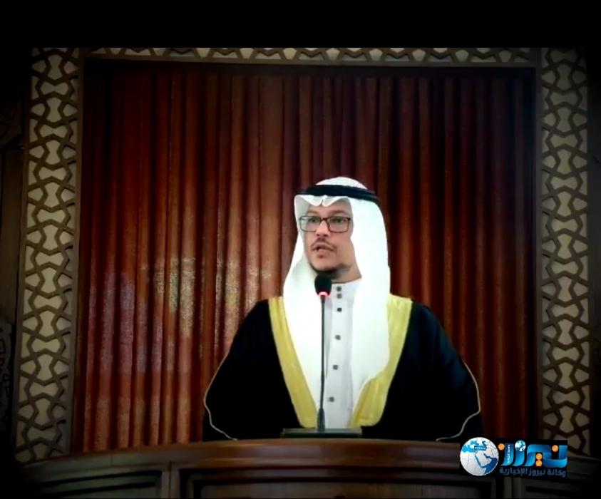 شاهد بالفيديو خطبة وصلاة الجمعة بمسجد زينب الحمايدة في منطقة شفاء بدران