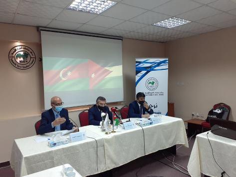سفير أذربيجان يثمن موقف الأردن