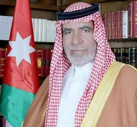 العقيد الركن المتقاعد صالح محمد الجعارات في ذمة الله