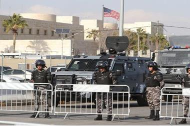 تعميم من السفارة الأمريكية لرعاياها في الأردن