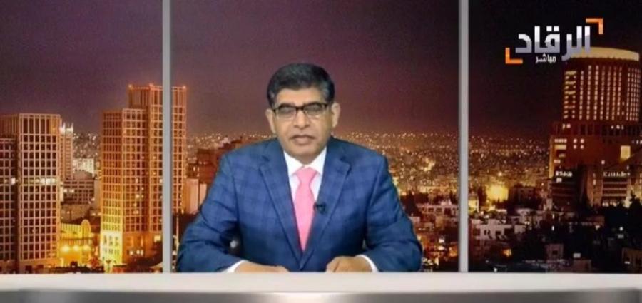 شاهد بالفيديو الرقاد يرد  على المعارضة الخارجية بشأن ما تم تداوله حول وفاة مدير المخابرات الاسبق محمد رثعان الرقاد