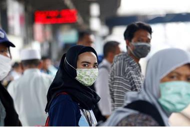 اندونيسيا 109 وفيات و4192 إصابة جديدة بكورونا