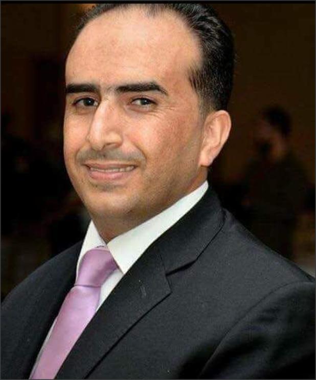 وفاة الناشط صدام الخوالدة