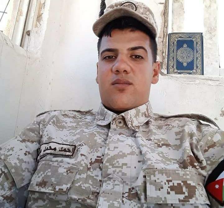 عشيرة المقابلة تفقد أحد شبابها الشاب أحمد المقابلة
