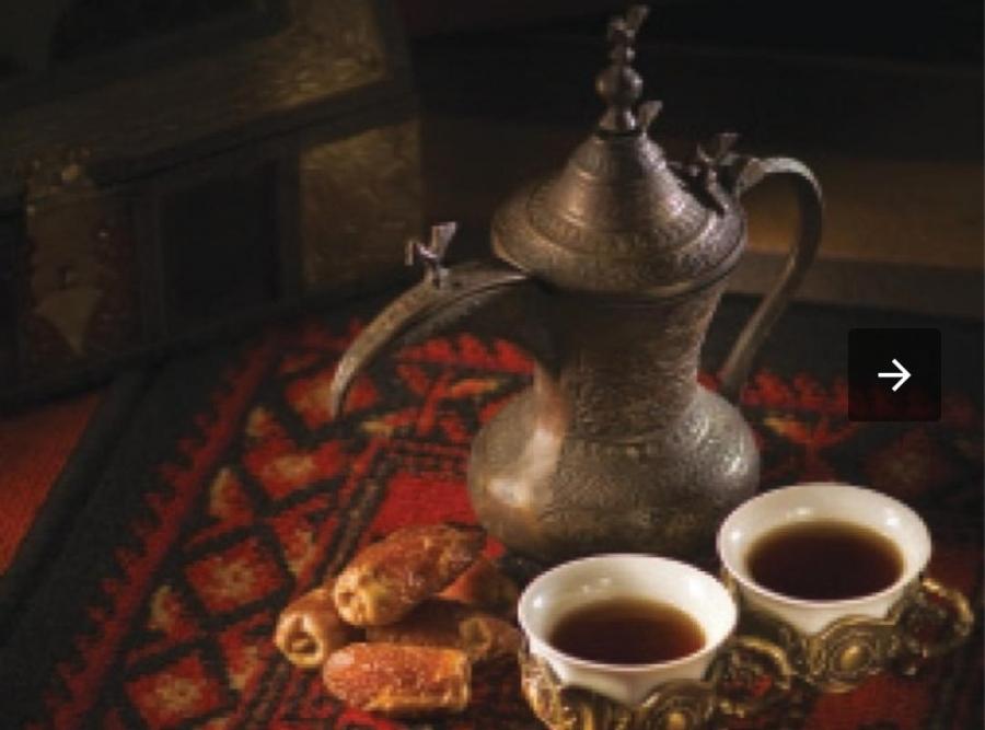 قصة فناجيل القهوة بين الشيخ فيصل بن جازي والشيخ ابو راكان المجالي...