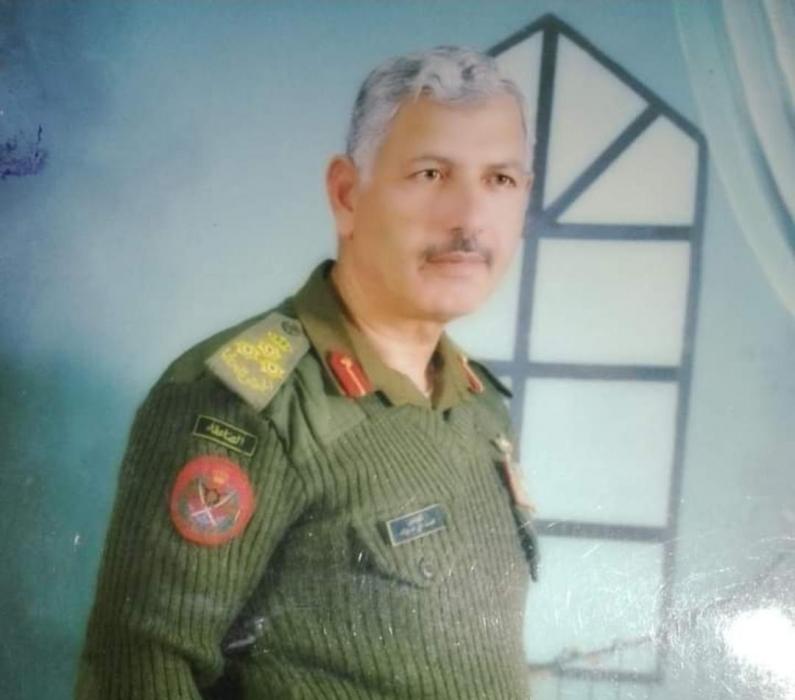وفاة العميد المهندس المتقاعد محمد عنيزات
