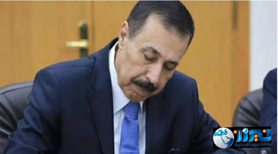 وزير التربية والتعليم ينعى طالبة في الصف الثامن