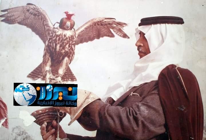 في ذكرى وفاة الزعيم العربي الشيخ نايف الخريشا... صور