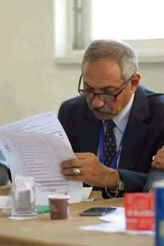 مدير دائرة الأحوال المدنية والجوازات الأسبق لمحافظة مادبا في ذمةالله ...
