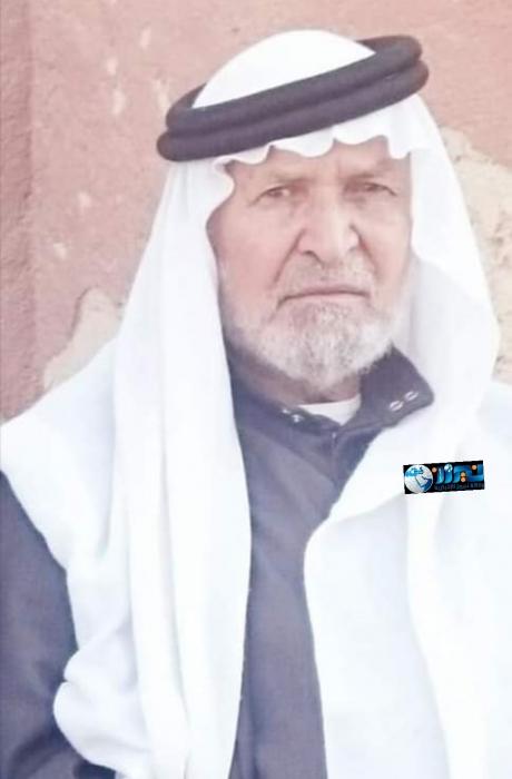 الذكرى السنوية الأولى لوفاة الحاج الشيخ ضيف الله سليم الجبورأبو شاهر