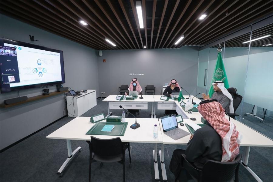 برئاسة الملكية الفكرية لجنة وطنية لإنفاذ حقوق الملكية الفكرية واحترامها