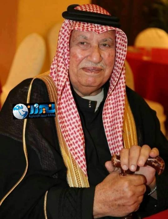 البادية الشمالية تفقد احد رجالها الحاج محمد الخيرو المزاهره