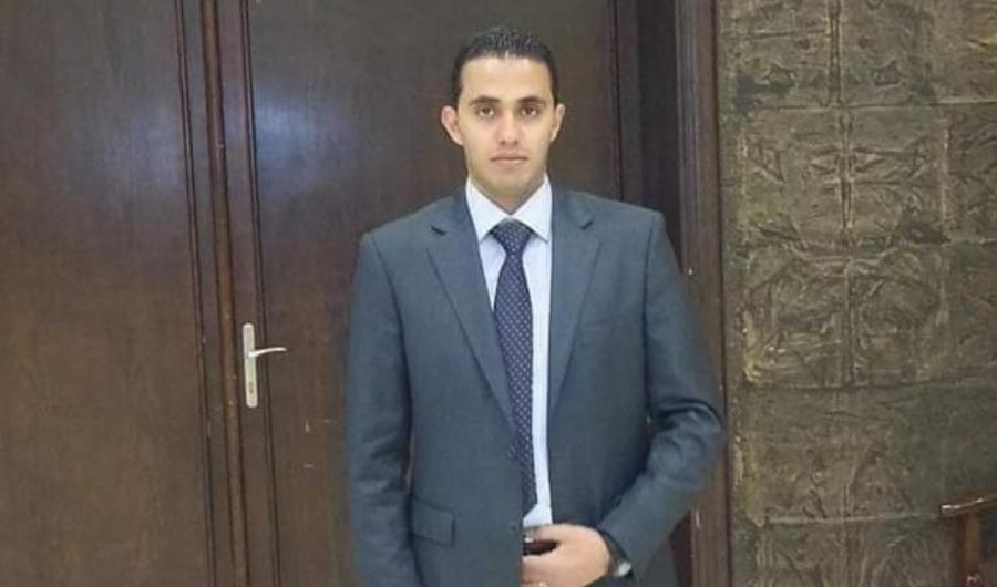 مرور عامين على وفاة النقيب الشهيد سيف محمد الرقاد