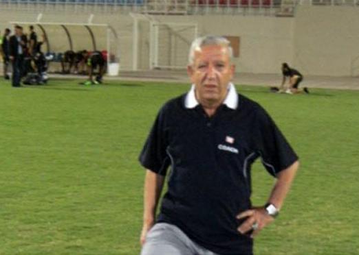 وفاة لاعب وكابتن النادي الفيصلي زياد جميل العلي