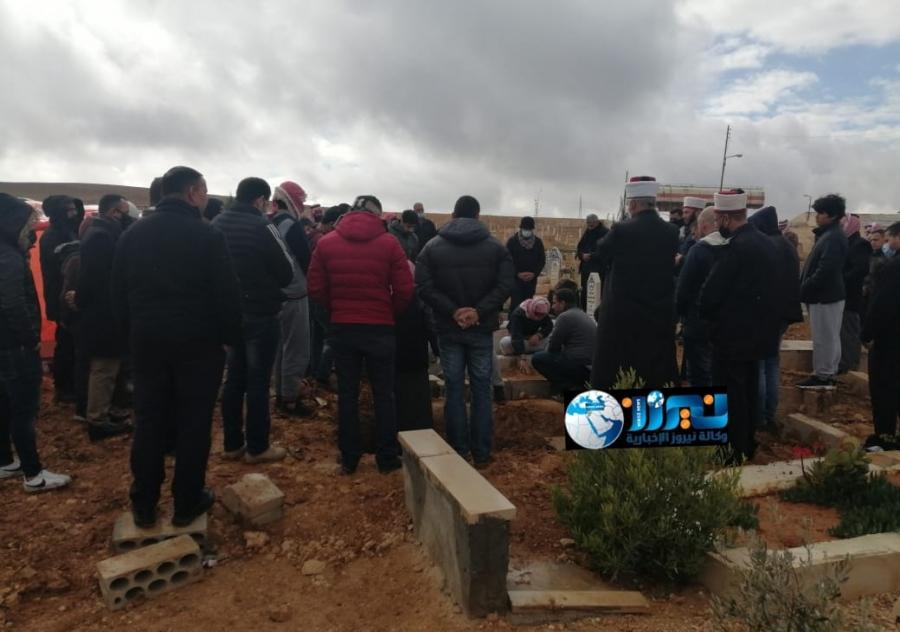 مديرية الأمن العام وبني صخر تشيعان جثمان الموحوم العقيد خلف سلمان الجبور