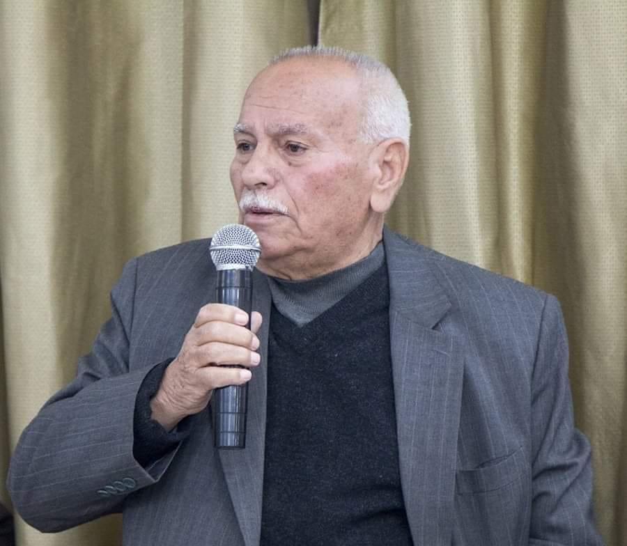 وفاة عميد آل التل وفارس من فرسان الوطن الشيخ عبد الرؤوف التل