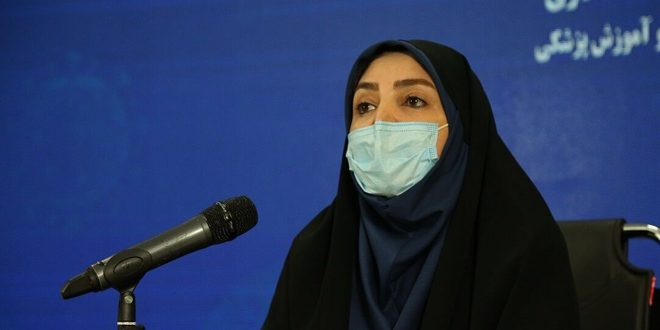 إيران تسجل 84 حالة وفاة ونحو 6200 إصابة جديدة بكورونا