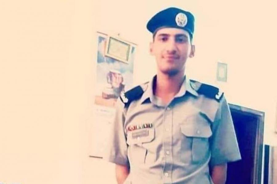 الشرطي احمد ابو نقطه في ذمة الله