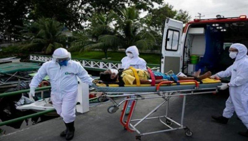 وفاة مريض بكورونا بعد ساعات من تلقيه اللقاح بامريكا