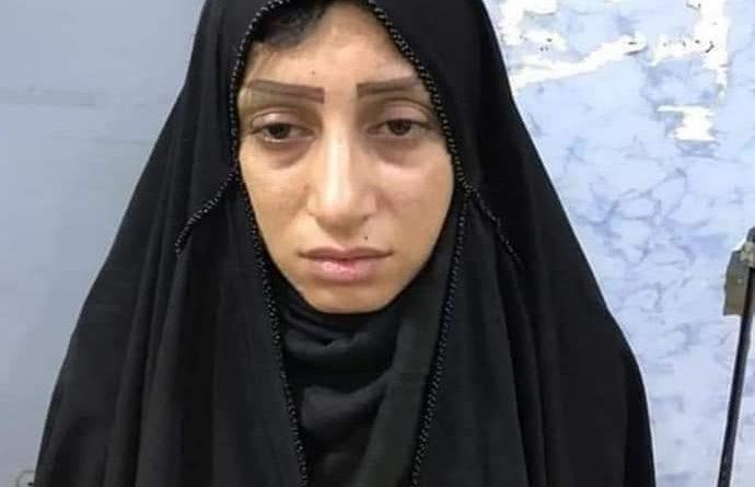 الإعدام مرتين لعراقية رمت طفليها بالنهر