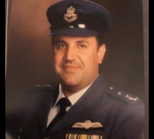 وفاة الكابتن الطيار حسام فرج
