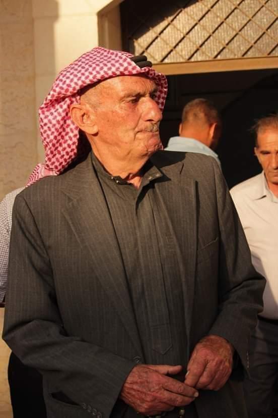 العين الطيب يعزي الزعبي بوفاة الحاج خليفه عايد الزعبي