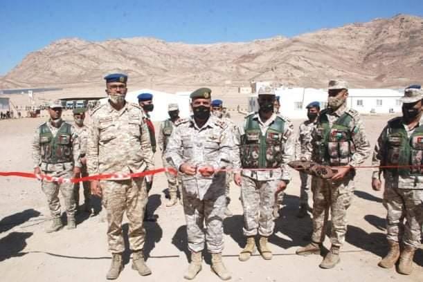 المنطقة العسكرية الجنوبية تنفذ تمريناً عسكرياً تعبوياً...صور