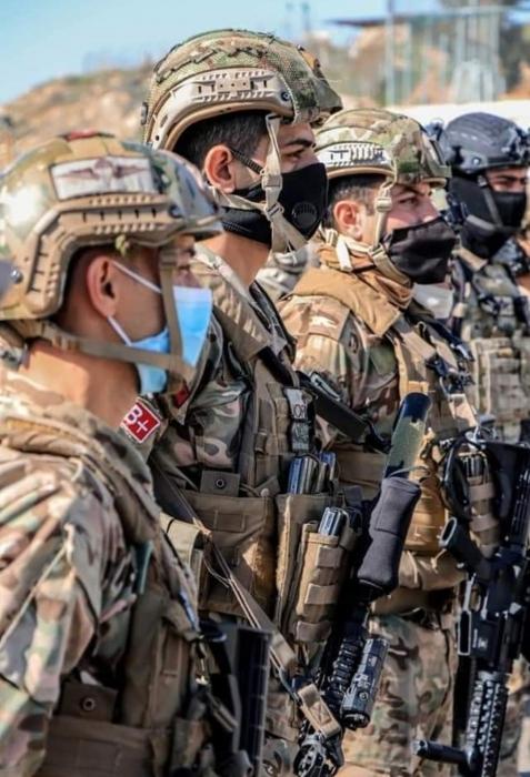 الجيش يتصدى لمشكلة المخدرات
