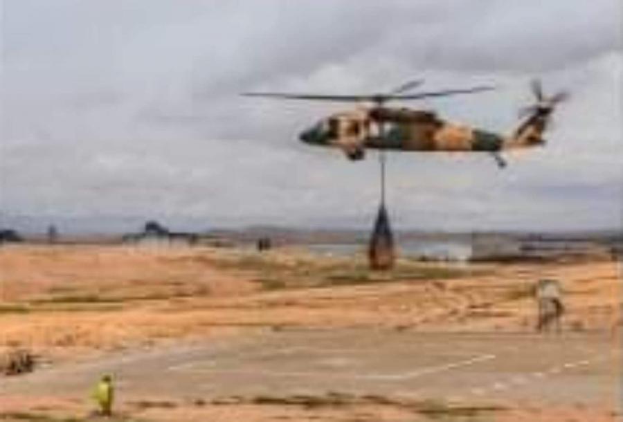 تمرين جاهزية قتالية في لواء الشيخ محمد بن زايد آل نهيان التدخل السريع