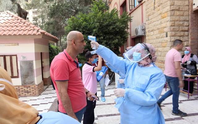 مصر.. 591 إصابة جديدة بكورونا و43 وفاة