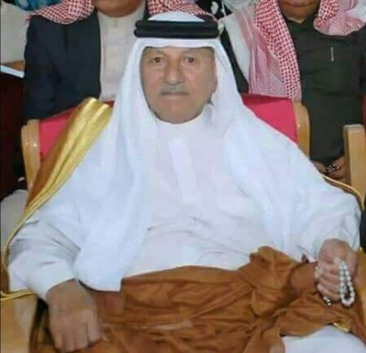رموز من محافظة الكرك  الشيخ محمد الحباشنة ابو عمار
