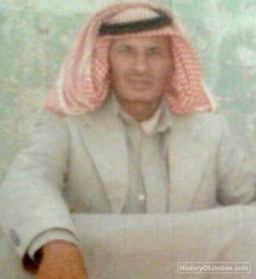 الحاج فرج الكعابنه بطل من أبطال  معركة باب الواد