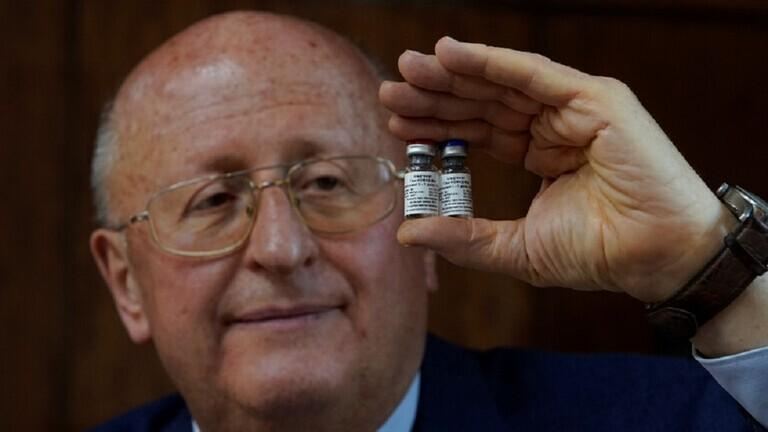 غينسبورغ يتحدث عن لقاح جديد وعقار لعلاج كوفيد-19 ونهاية الجائحة