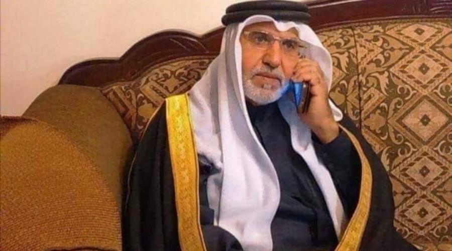 الحاج ظاهر مسلم ابو السندس في ذمة الله