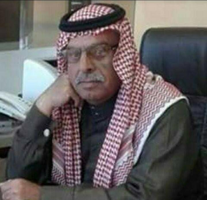 الحاج محمود عواد فلاح المسلم الجبور ابو علي  في ذمة الله