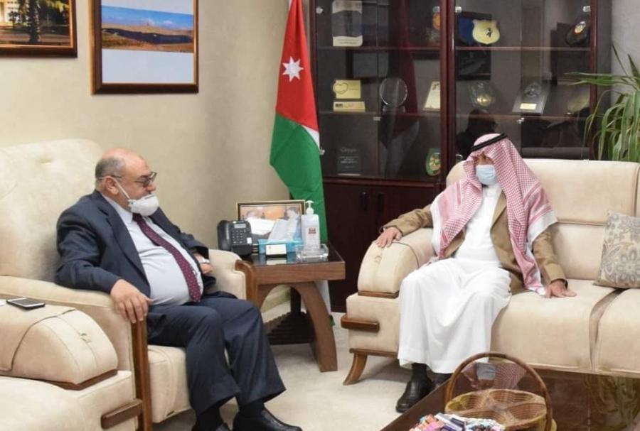 الجامعة الهاشمية تستضيف السفير السعودي في ندوة حول العلاقات الاردنية السعودية