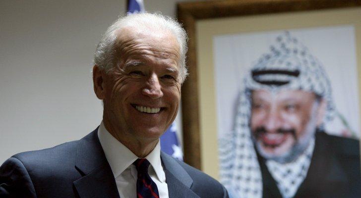 الرئاسة الفلسطينية ترحب بالتزام بايدن بحل الدولتين