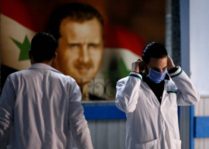 سوريا  تسجيل 120 إصابة جديدة بكورونا ووفاة 10